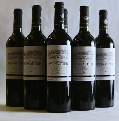 6 bouteilles CABARDÈS