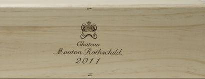 1 bouteille Château MOUTON-ROTHSCHILD,...