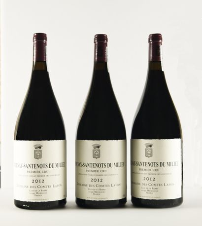 3 magnums VOLNAY