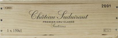 1 magnum Château SUDUIRAUT, 1° cru Sauternes...