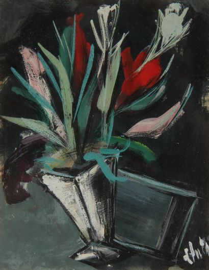 Henry Maurice d'ANTY (1910-1998)  Bouquet...