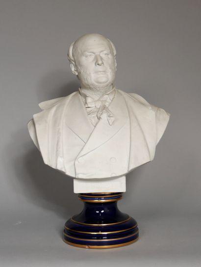 SEVRES (manufacture de porcelaine) - Albert-Ernest...