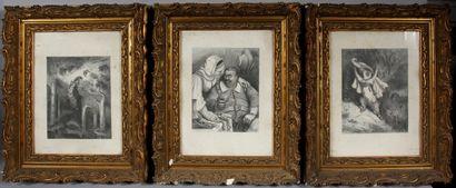François PIERDON (1821-1904) Gustave DORE...