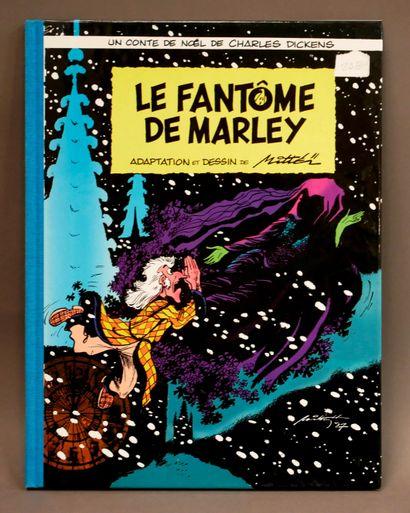 MITTEÏ  Le fantôme de Marley - un conte de...