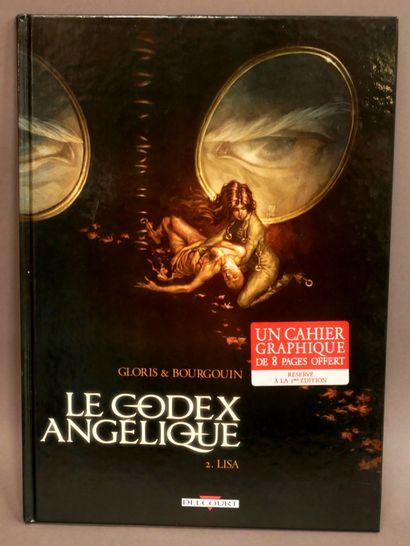 GLORIS, BOURGOUIN  Le Codex Angélique - T2...