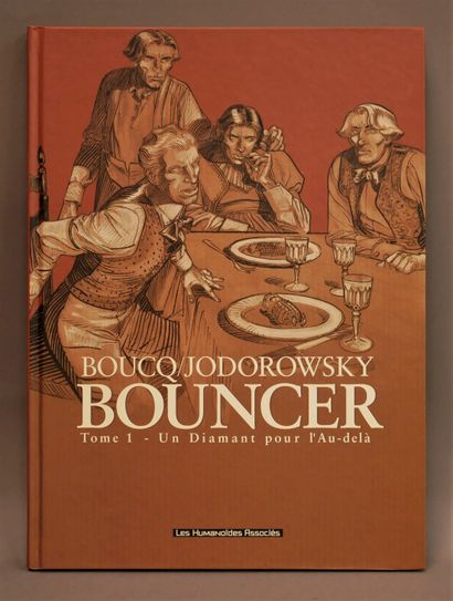 BOUCQ, JODOROWSKY  Bouncer - T1 - Un diamant...