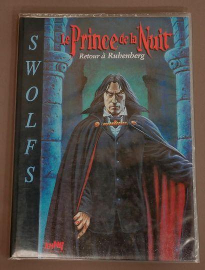 SWOLFS  Le Prince de la Nuit - T6 - Retour...