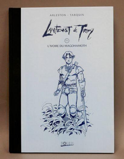 ARLESTON, TARQUIN  Lanfeust de Troy - T1...