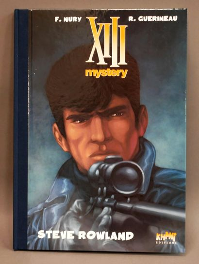 NURY, GUERINEAU  XIII Mystery - T5 - Steve...