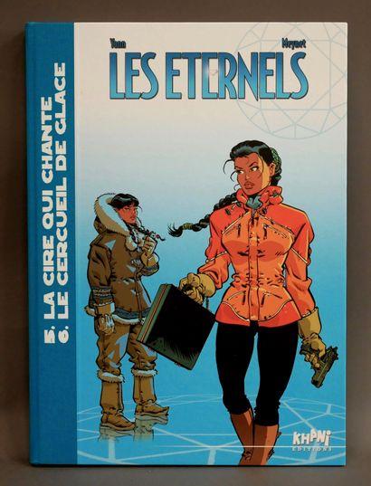 MEYNET, YANN  Les éternels - T5/T6 - la cire...