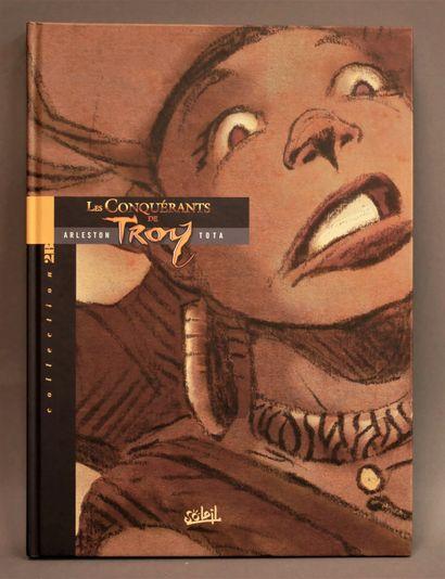 ARLESTON, TOTA  Les Conquérants de Troy -...