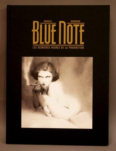 MARIOLLE , BOURGOUIN  Blue Note - T2 - Les...