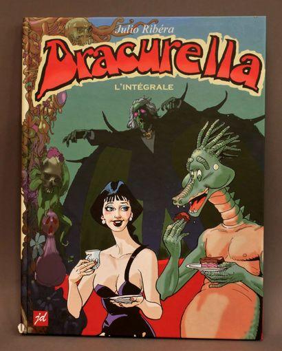 RIBERA, Julio (1927-2018)  Dracurella - l'intégrale...
