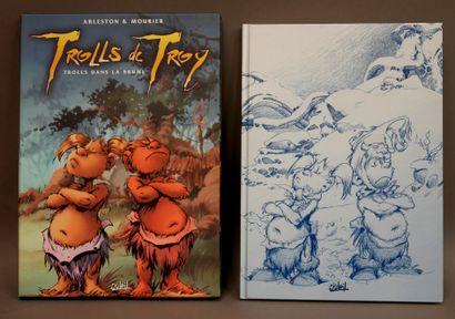 ARLESTON, MOURIER  Trolls de Troy - T6 -...