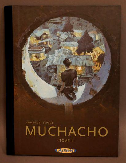 LEPAGE, Emmanuel  Muchacho - T1 - Dupuis/Album/MultiBD...