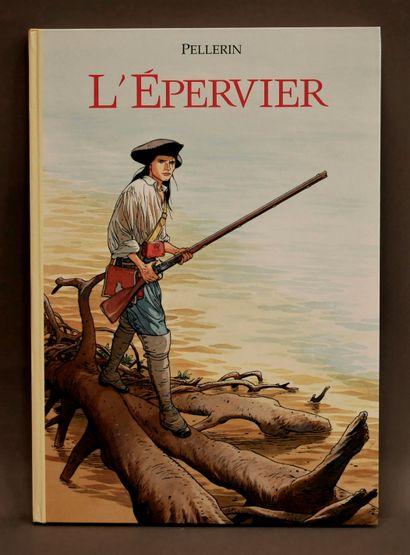 PELLERIN  L'épervier - T5/T6 - Le Trésor...