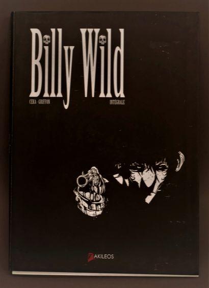 CEKA, GRIFFON  Billy Wild - Intégrale - noir...