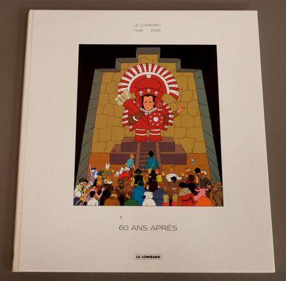LE LOMBARD  Album promotionnel de l'éditeur...
