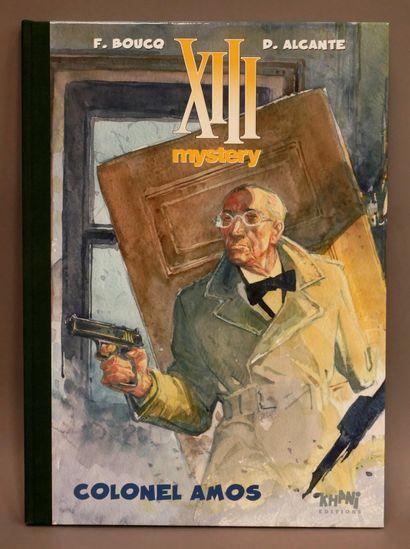 BOUCQ, ALCANTE  XIII Mystery - T4 - Colonel...