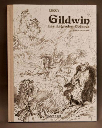 LUGUY, TORIEL  Gildwin - Les Légendes Océanes...