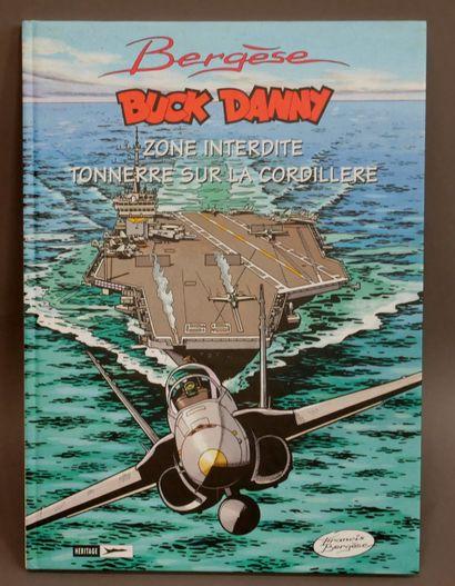 BERGESE, Francis  Buck Danny - Zone interdite...