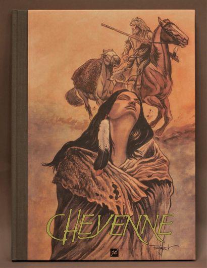ERSEL  Cheyenne - JD éditions - Mars 2009...