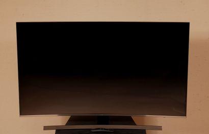 SAMSUNG  Téléviseur incurvé HDMI modèle UE55KU6640...