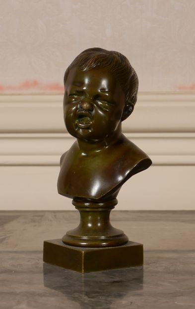*Jean Antoine HOUDON (1741-1828) d'après...