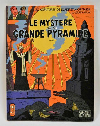 JACOBS  Blake et Mortimer - Le Mystère de...