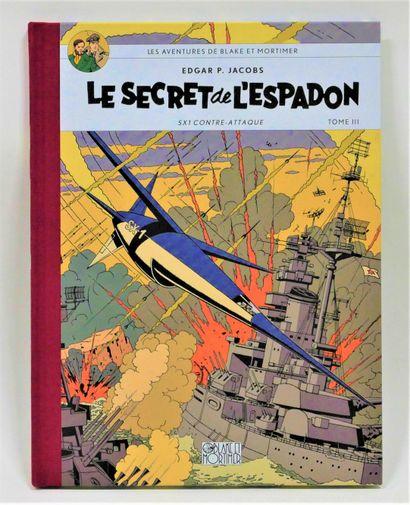 JACOBS  Blake et Mortimer - T3 - Le secret...