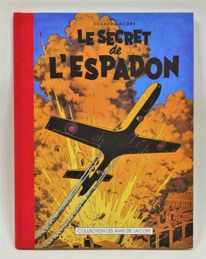 JACOBS  Blake et Mortimer - T1 - Le Secret...