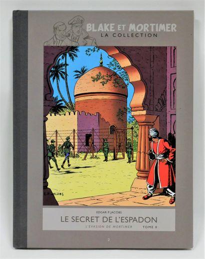 JACOBS  Blake et Mortimer - T2 - Le secret...