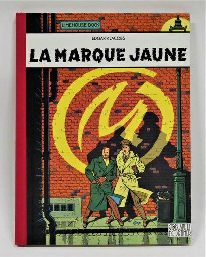 JACOBS  Blake et Mortimer - La Marque Jaune...