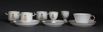 MANUFACTURE IMPERIALE DE SEVRES  (porcelaine...