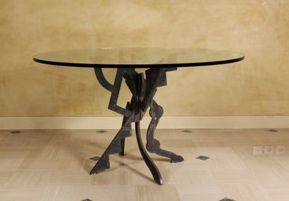 Pucci de ROSSI (1947-2013) - NEOTU éd.  Table...