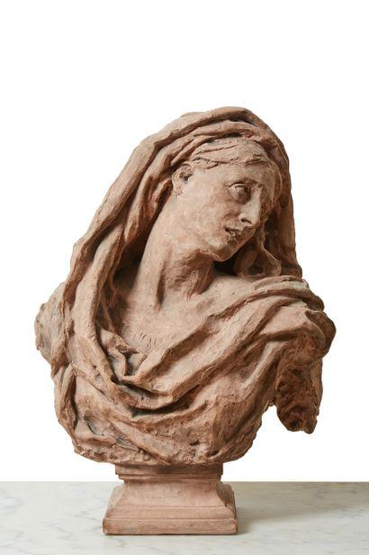 Jean-Baptiste CARPEAUX (1827-1875)  Mater...