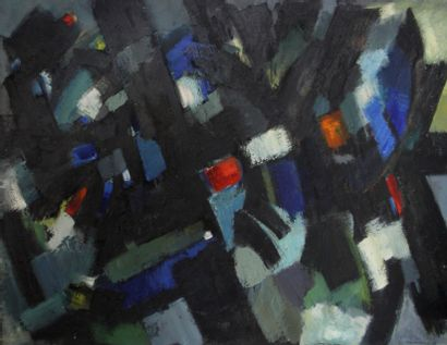 Albert CHAMINADE (1923-2010)  Sans titre...