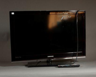 SAMSUNG  Téléviseur écran plat