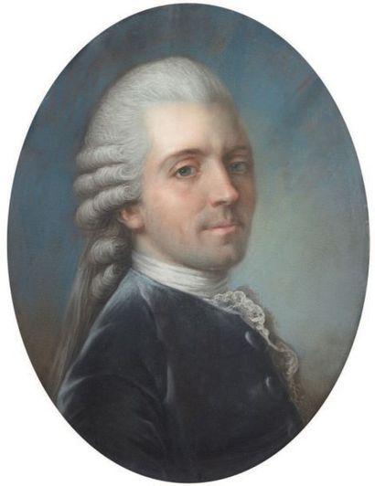 LA TOUR Maurice Quentin (Genre de) 1704-1788