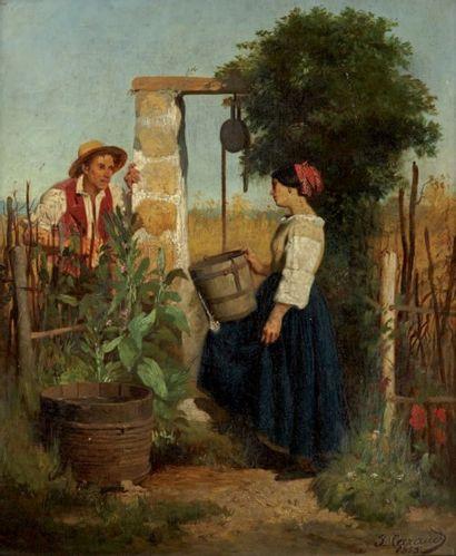 Joseph CARAUD (1821-1905)
