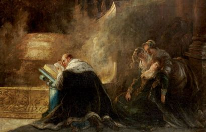 Théophile FRAGONARD (1806-1876)