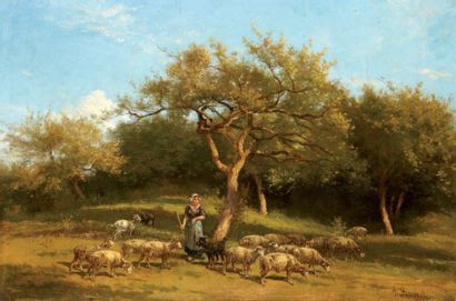 Felix BRISSOT DE WARVILLE (1818-1892)
