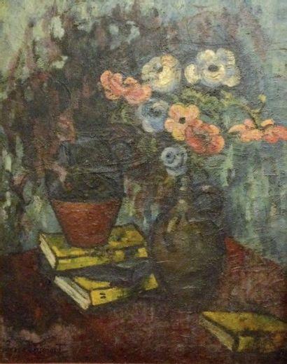 Ecole moderne - Pierre DUMONT (1884-1936)