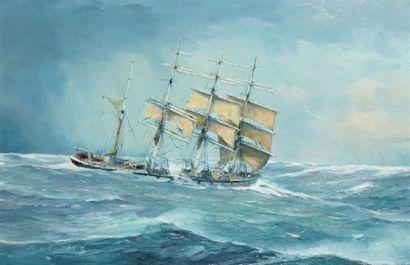 Roger CHAPELET, peintre de la Marine (1903 - 1995)