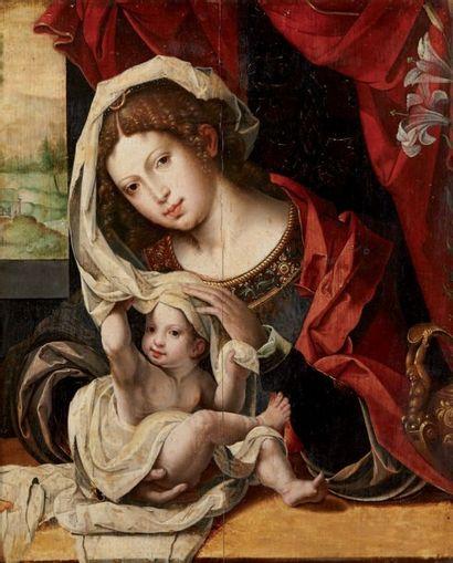 COECK van Aelst Pieter (Atelier de) Alost 1502-Bruxelles 1550