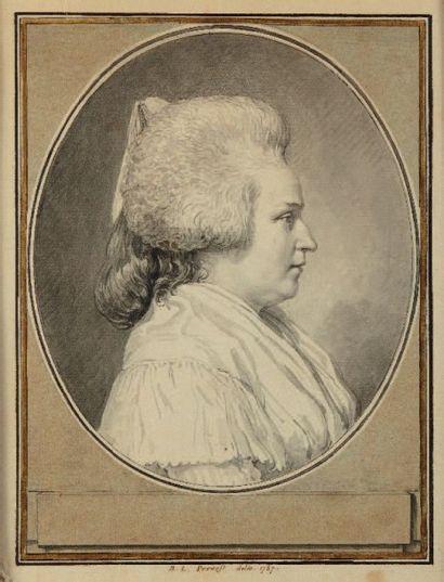 PREVOST Benoît-Louis 1747-1804/1809