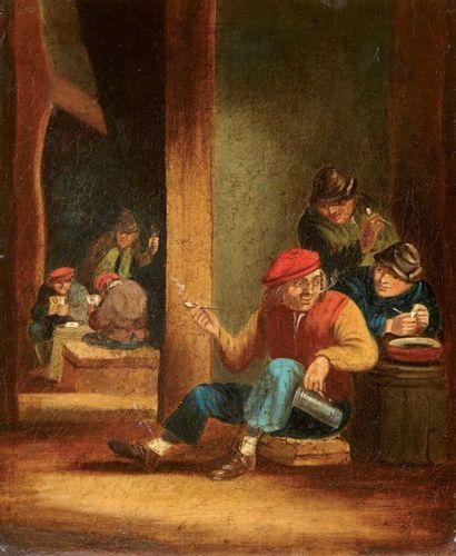 SAFTELEVEN Cornelis (dans le Goût de) 1607-1681