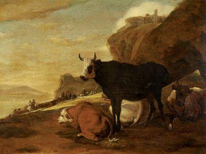CUYP Albert (attribué à) 1620-1691