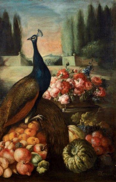 CARO Baldassare de (Actif à Naples dans la première moitié du XVIIIe siècle)