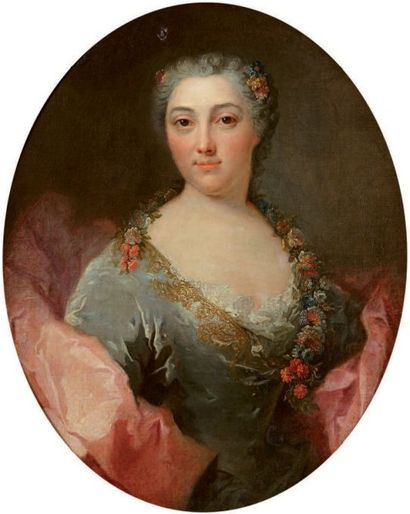LE VRAC TOURNIERES Robert (1667-1752)